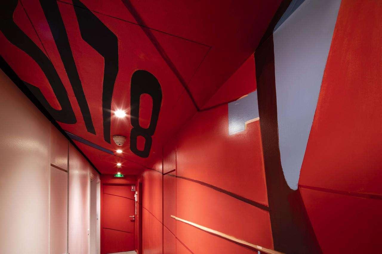 Hôtel Hor Les Lumières - chambre