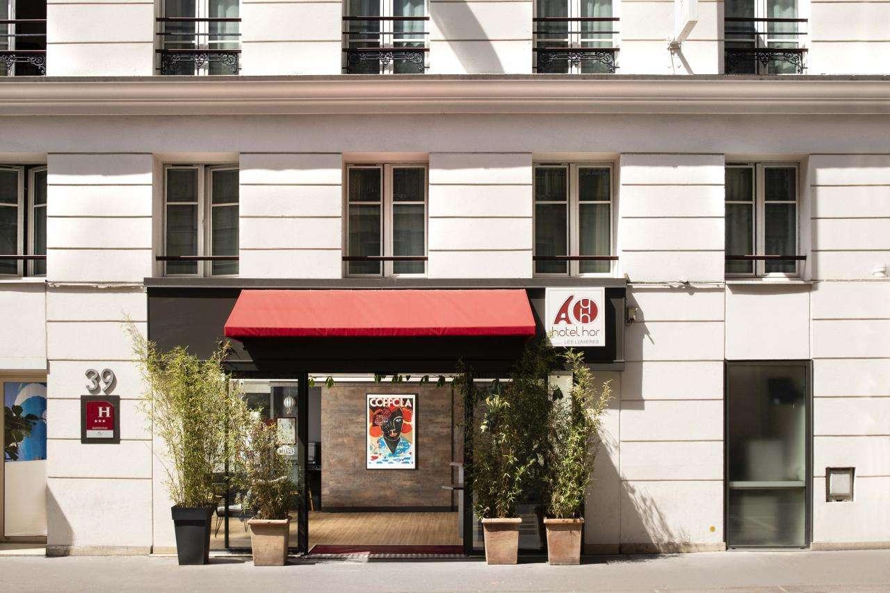 Hôtel Hor Les Lumières - hotel