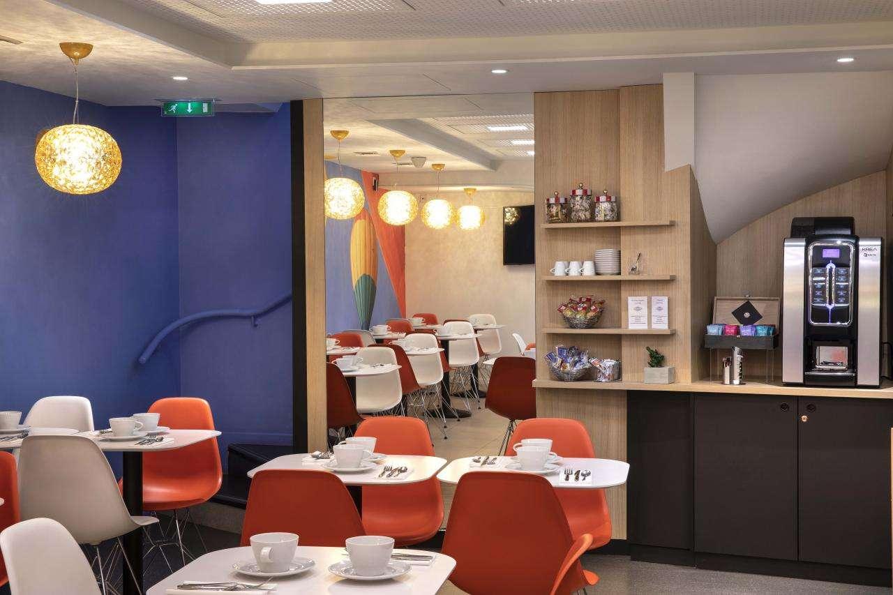 Hôtel Hor Les Lumières - petit déjeuner