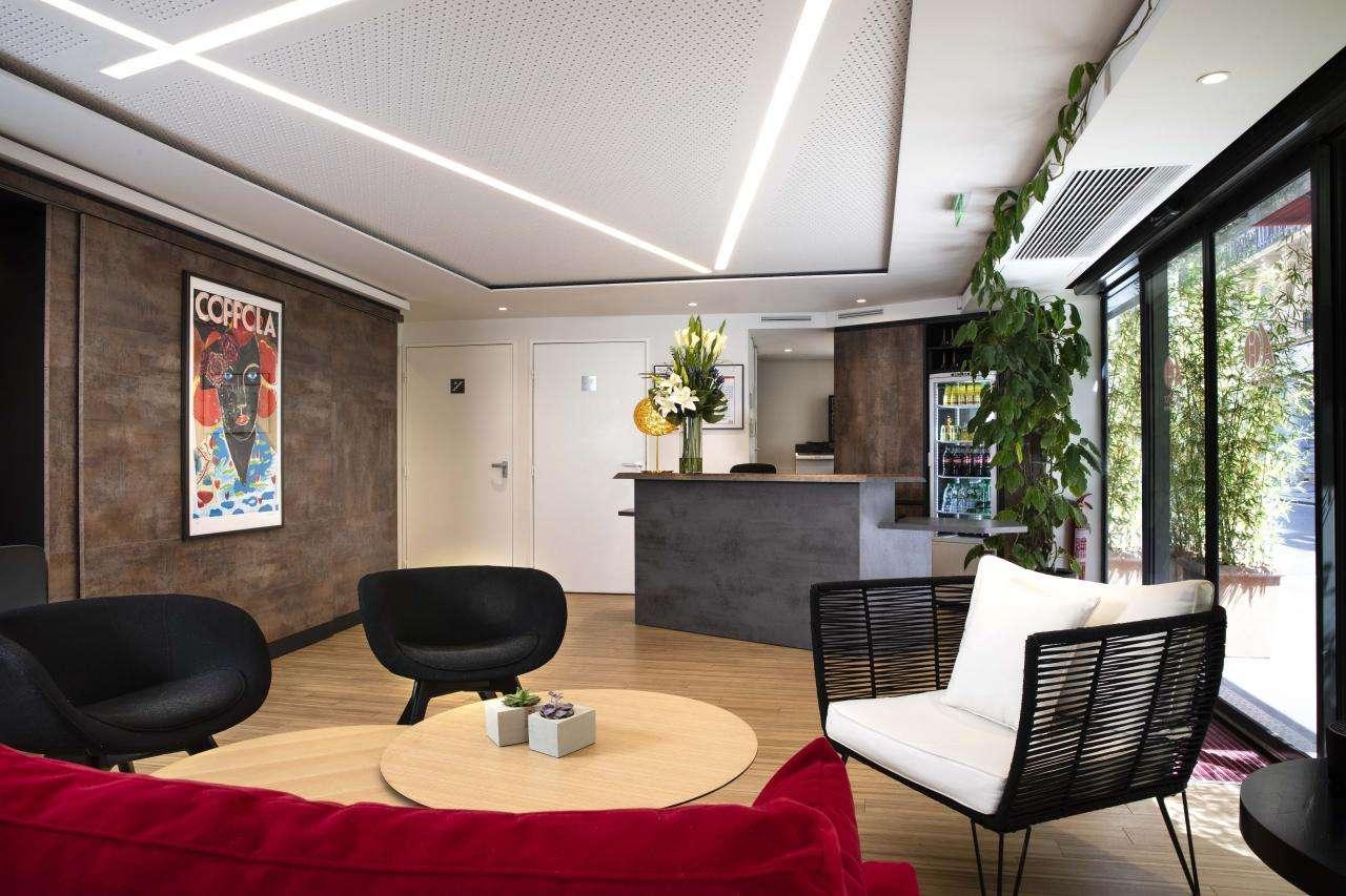 Hôtel Hor Les Lumières - réception
